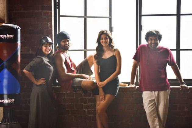 Ananya Panday Vijay Deverakonda Latest Telugu Movie