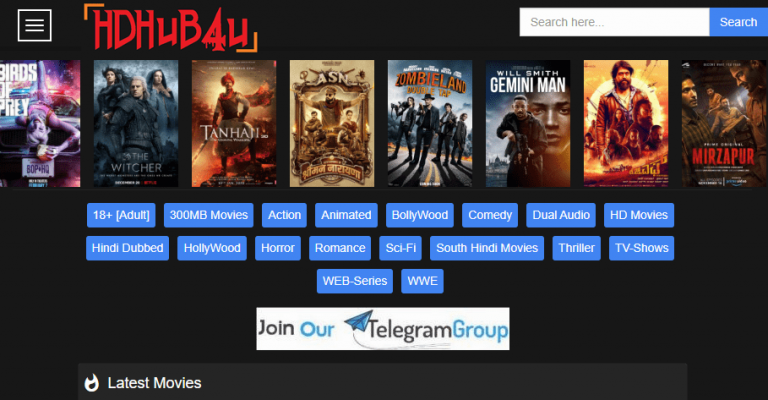 HDhub4u Movies Download
