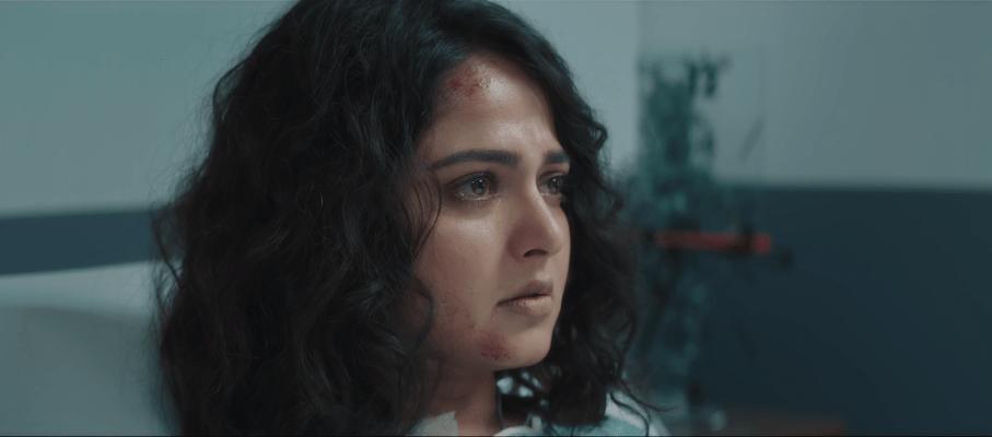 Nishabdham Movie Review