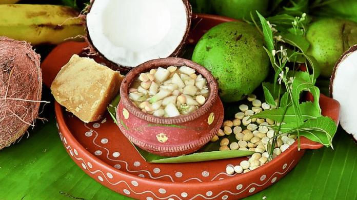 Ugadi Pachadi Recipe