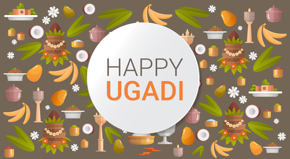 why is ugadi celebrated