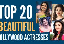 Top 20 Beautiful Tollywood Actresses