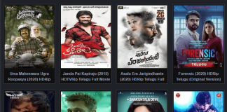 Movierulz4 Telugu Movies 2020