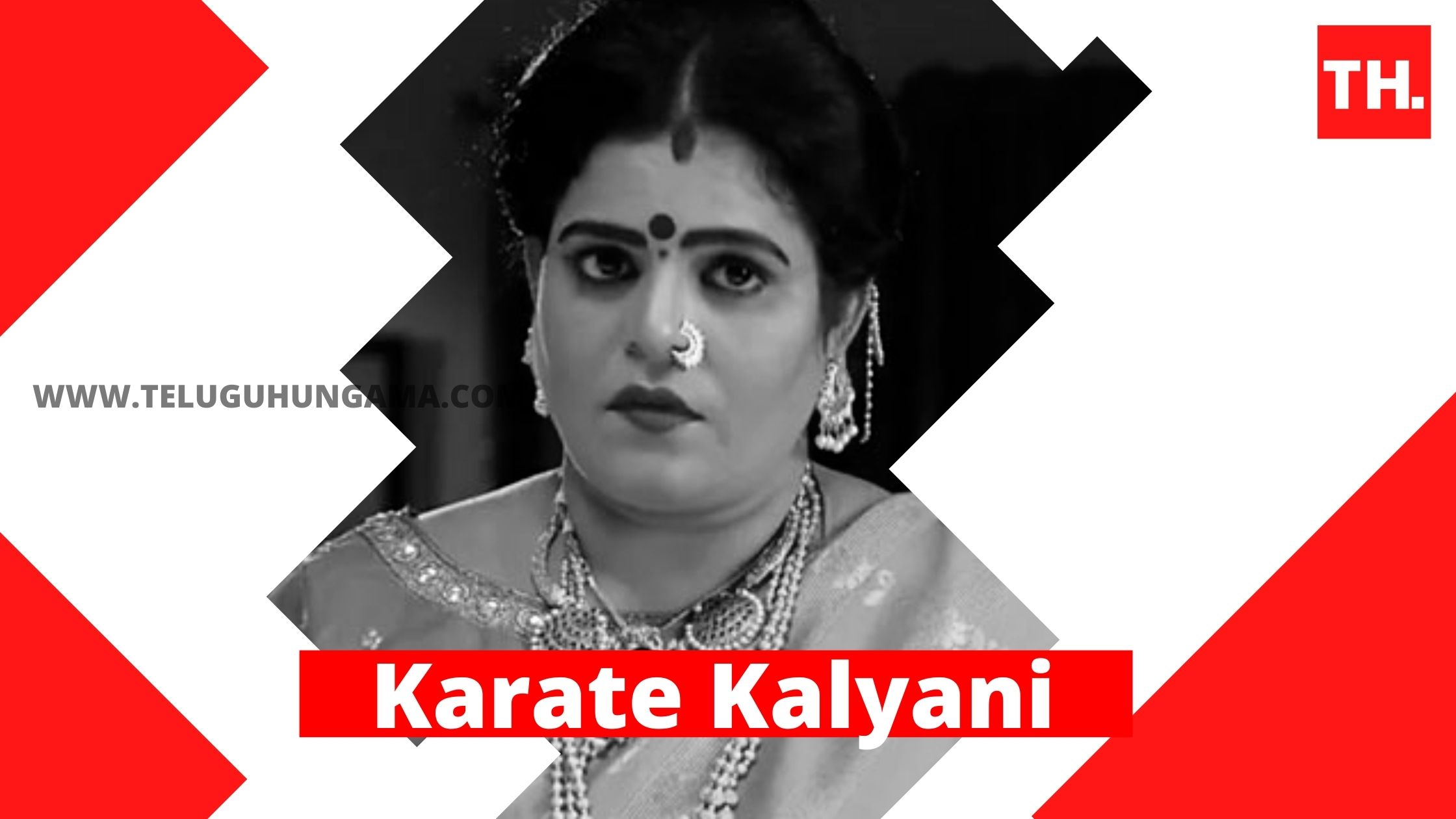 Karate Kalyani Remuneration