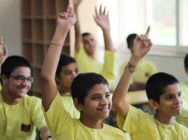 Phone Distribution To Gurukul Students