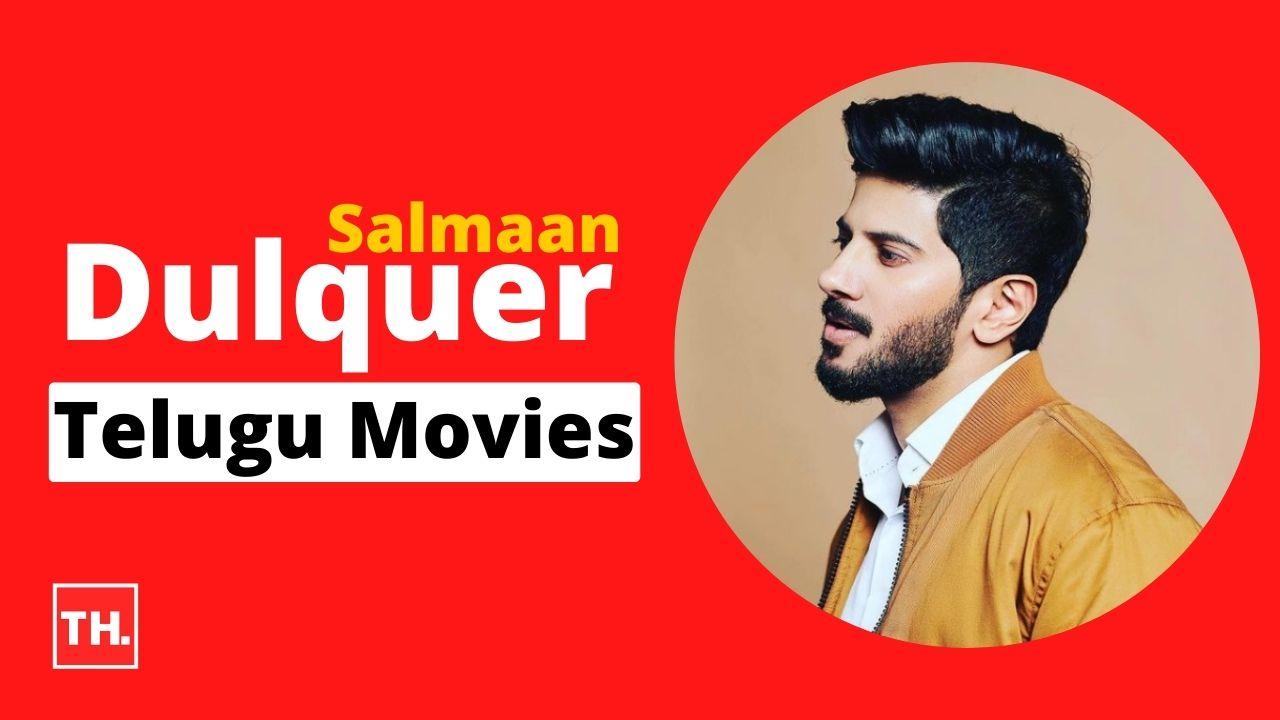 Dulquer Salmaan Telugu Movies