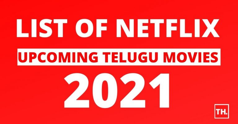 Upcoming Movies releasing on Netflix 2021