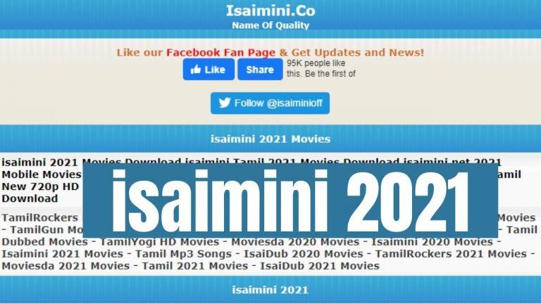 Isaimini Tamil Movies 2021